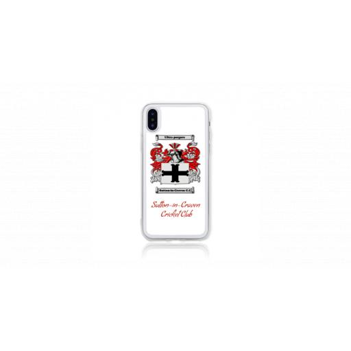 Sutton CC iPhone Case